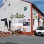Holzofen Camino Ausstellungsräume
